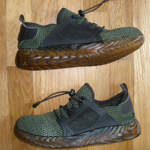 Indestructible Ryder Steel Toe Shoesize